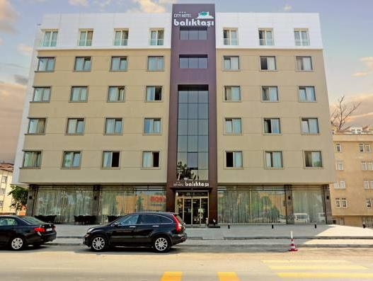 Baliktasi City Hotel & Spa, Merkez