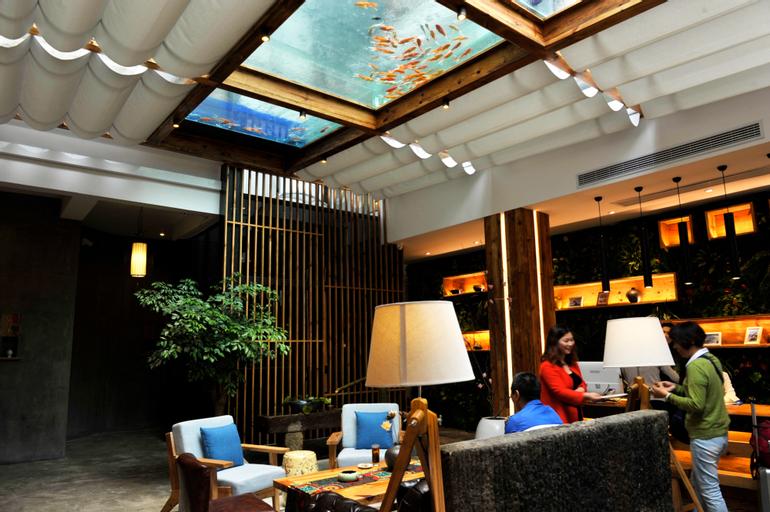 Huangshan Jietouxiangwei Topic Inn, Huangshan