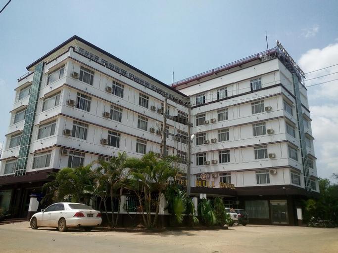 Golden Hill Hotel, Lasho