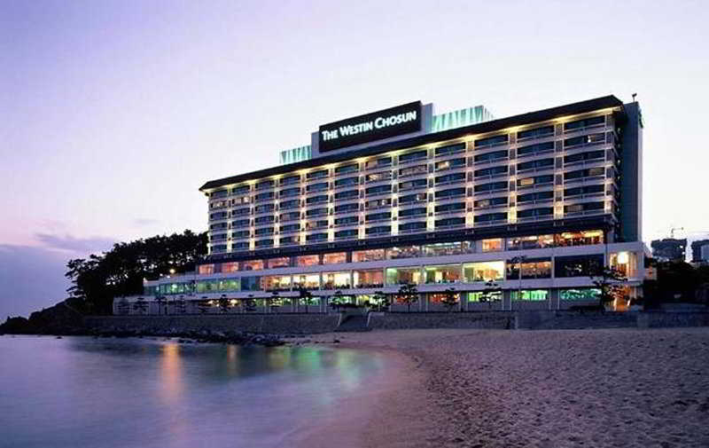 The Westin Chosun Busan, Haeundae