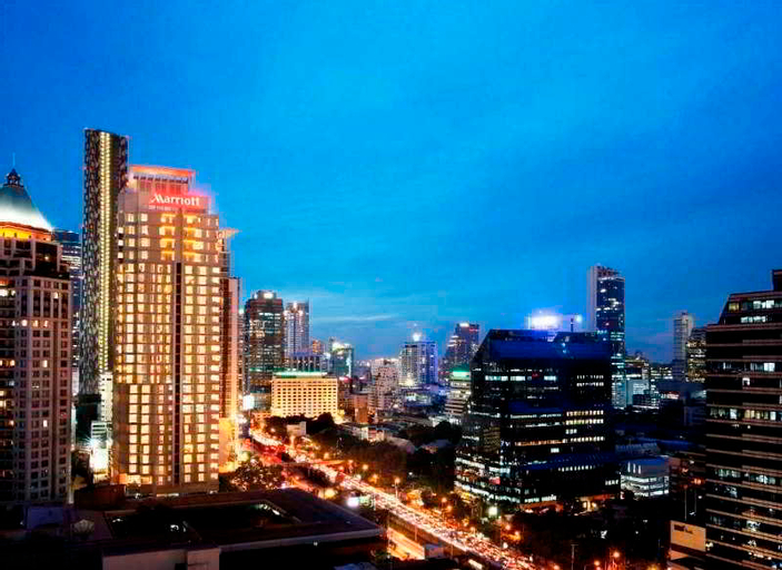 Sathorn Vista, Bangkok - Marriott Executive Apartments, Sathorn