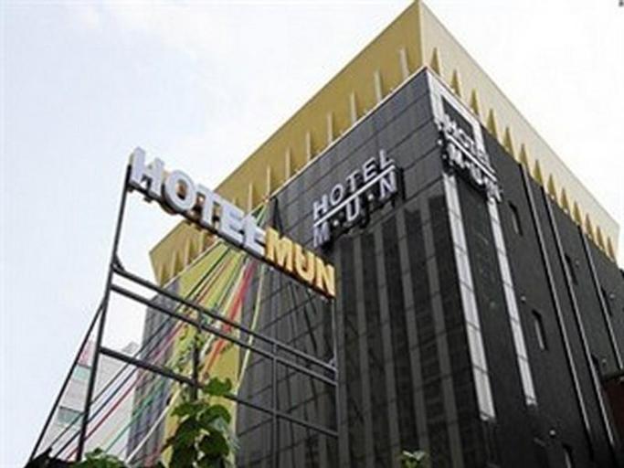 Hotel Mun, Gwang-jin