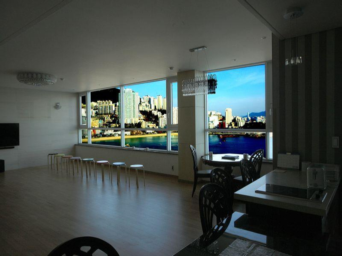 Sea Songdo Guesthouse, Saha