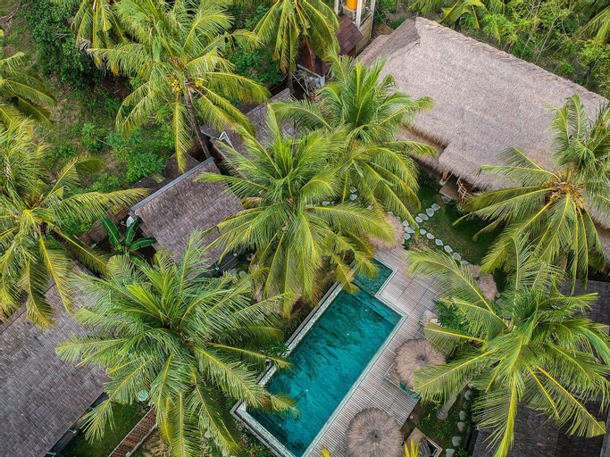 Captain Coconuts Gili Air, Lombok