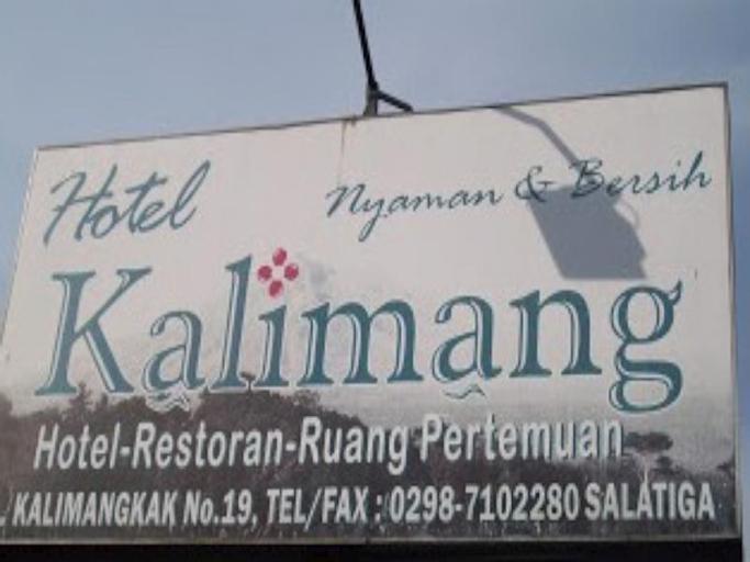 Hotel Kalimang, Salatiga