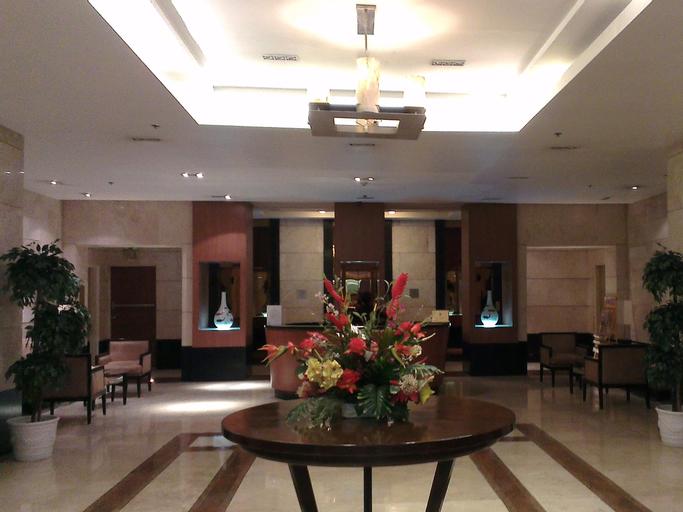 Alcoves Apartments Aguirre - Radissons Units, Makati City