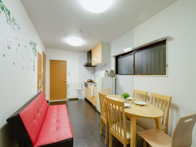 XS 2 Bedroom Apartment near Namba S37, Osaka