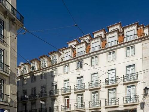 Chiado Apartments, Lisboa