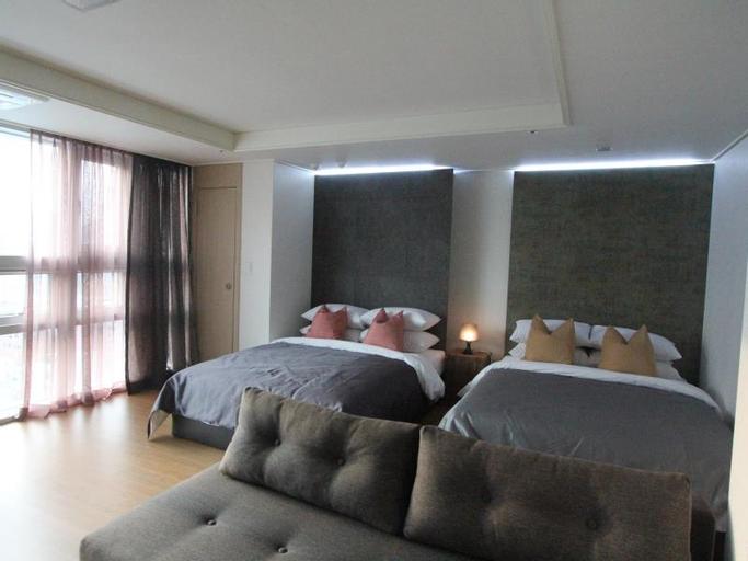Myeongdong Luxury Flat, Jongro