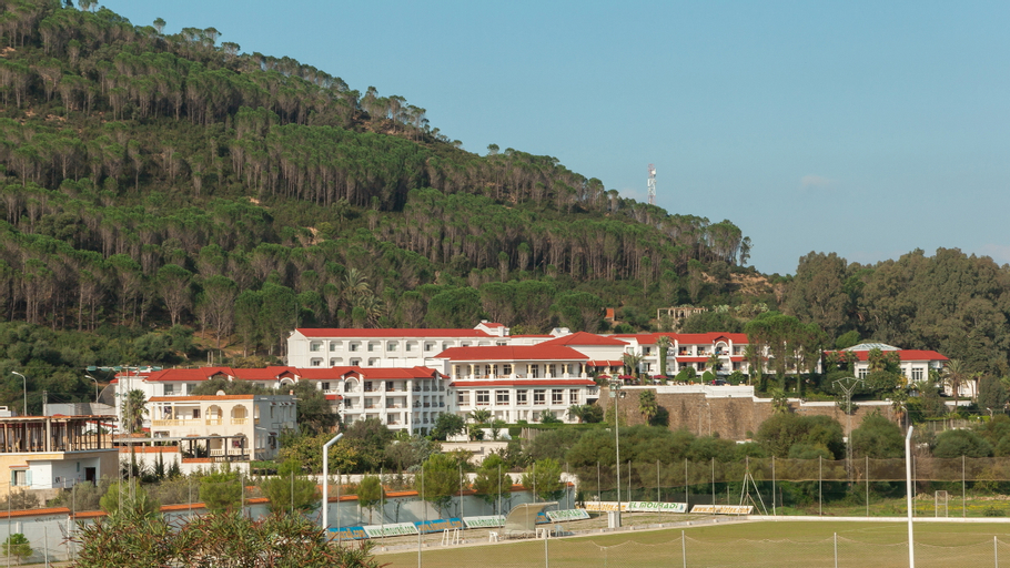 El Mouradi Hammam Bourguiba, Aïn Draham