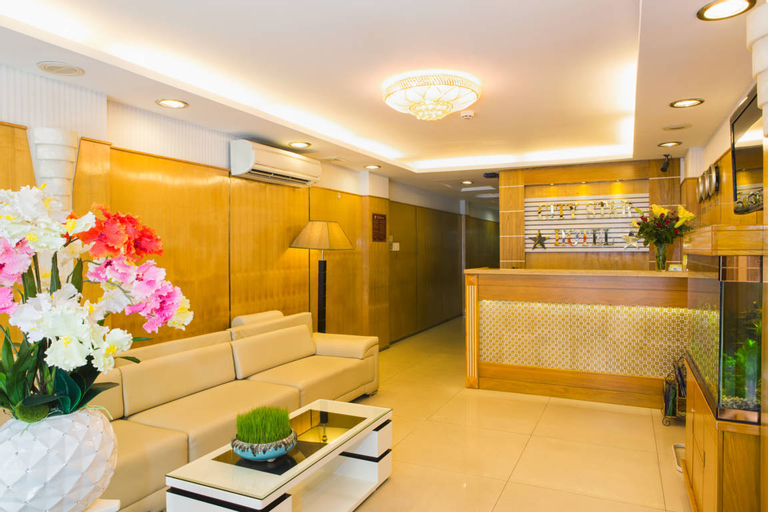 City View Hotel, Quận 1