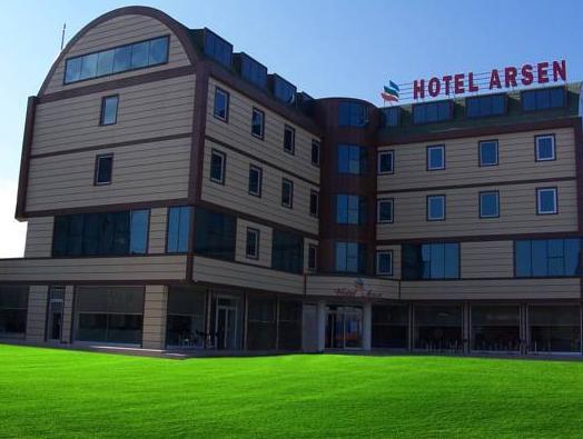 Arsen Hotel, Arsin