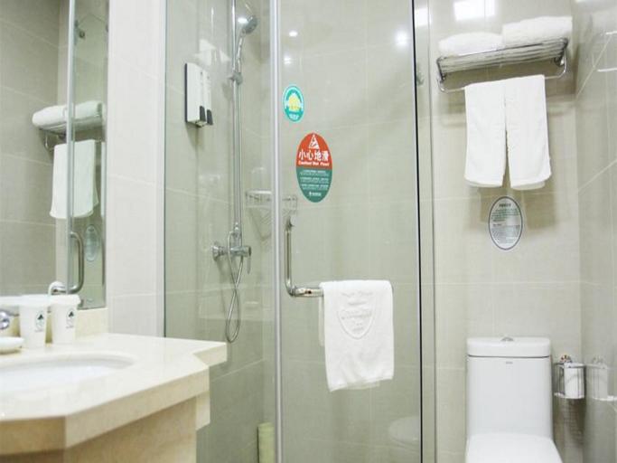 GreenTree Inn Zhenjiang Danyang East Gate Danjin Road Zhengxing Road Business Hotel, Zhenjiang