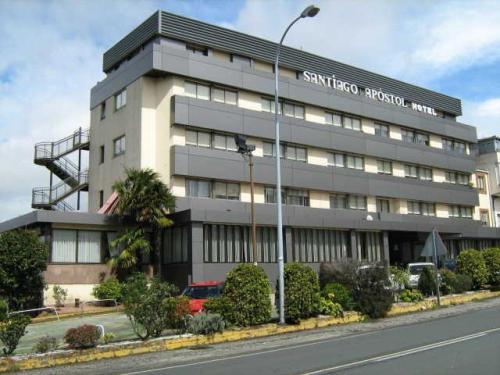 Hotel Santiago Apostol, A Coruña