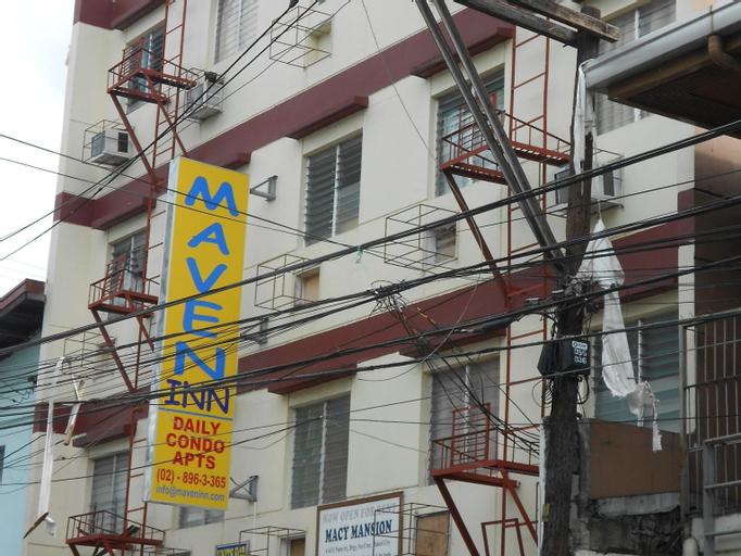 Maven Inn, Makati City