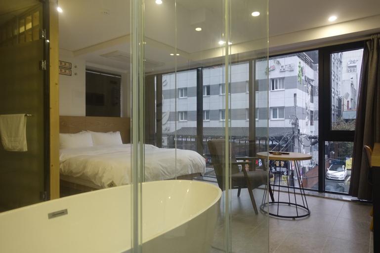 Gray Ground Hotel, Haeundae