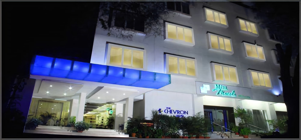 The Chevron Hotel, Bangalore