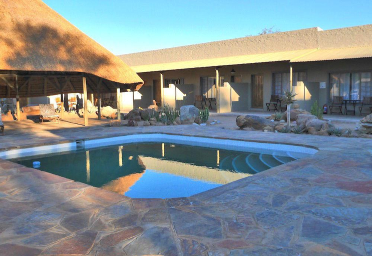 Solitaire Country Lodge, Windhoek Rural