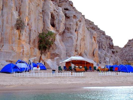 Khasab Musandam Dhow Cruise & Camping, Madha