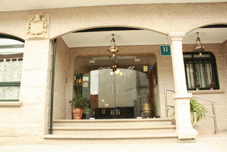 Hotel A Mariña, Pontevedra