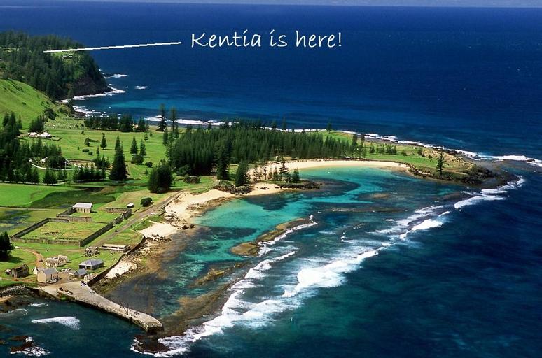 Kentia Holiday Accommodation, Norfolk Island
