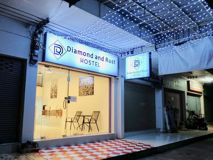 Diamond & Rust Hostel, Don Muang