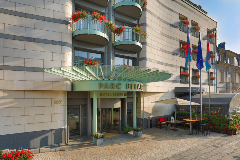 Hotel Parc Belair-Worldhotel, Luxembourg