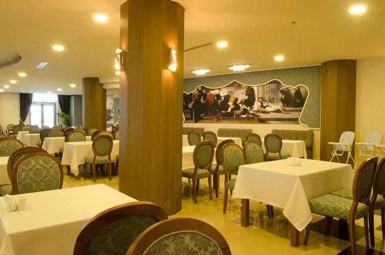 Budan Thermal Spa Hotel & Convention Center, Merkez