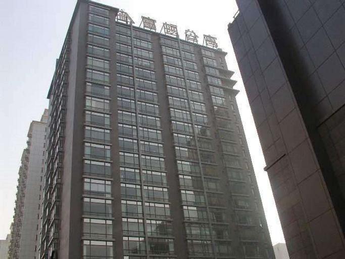 Free Town Apartment Hotel Beijing, Beijing