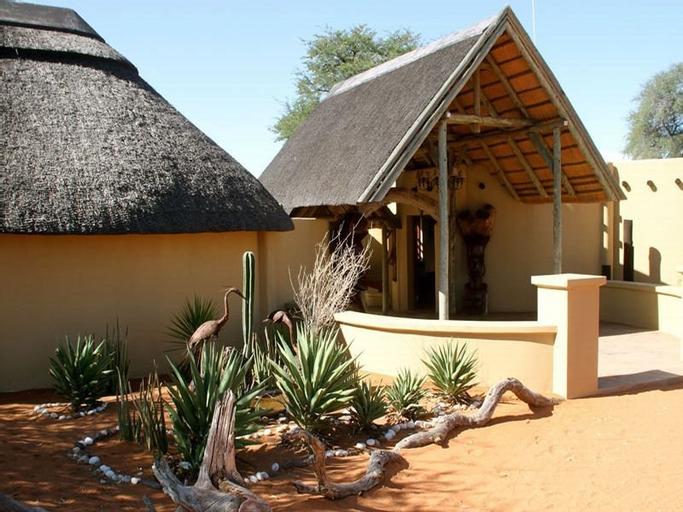 Intu Africa - Zebra Kalahari Lodge, Mariental Rural