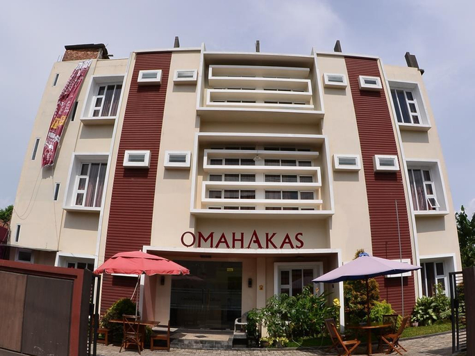 omahakas hotel, Bandar Lampung