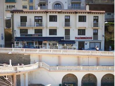 Hotel de La Plage, Pyrénées-Atlantiques