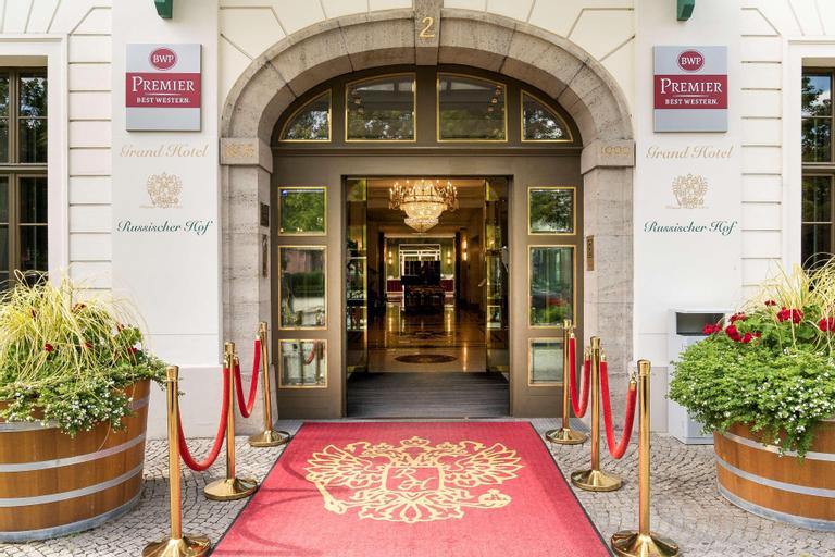 Best Western Premier Grand Hotel Russischer Hof, Weimar