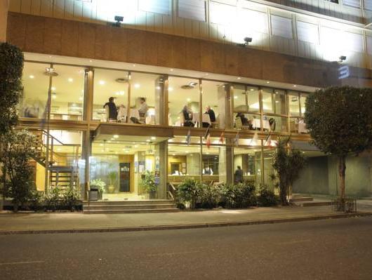 Ariston Hotel, Rosario