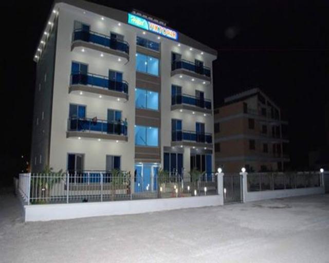 Hotel Viktoria, Shkodrës