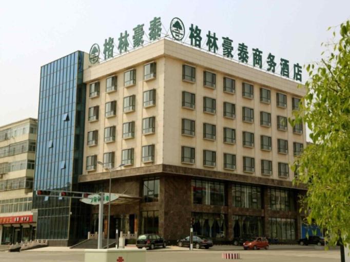 GreenTree Inn Jiangsu Wuxi Yixing Post Building Express Hotel, Wuxi