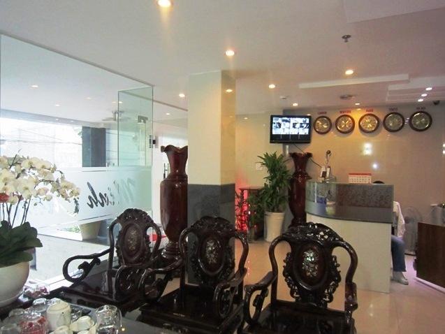 Minh Chau Hotel - Etown Cong Hoa, Tân Bình