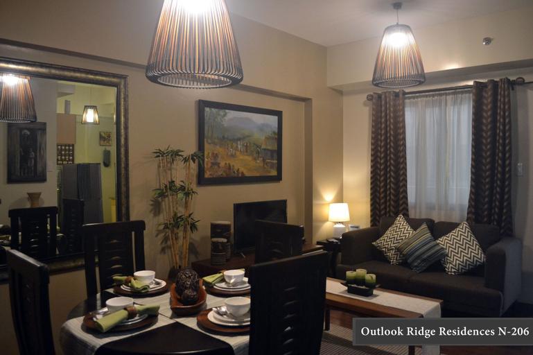 Outlook Ridge Residences N-206, Baguio City