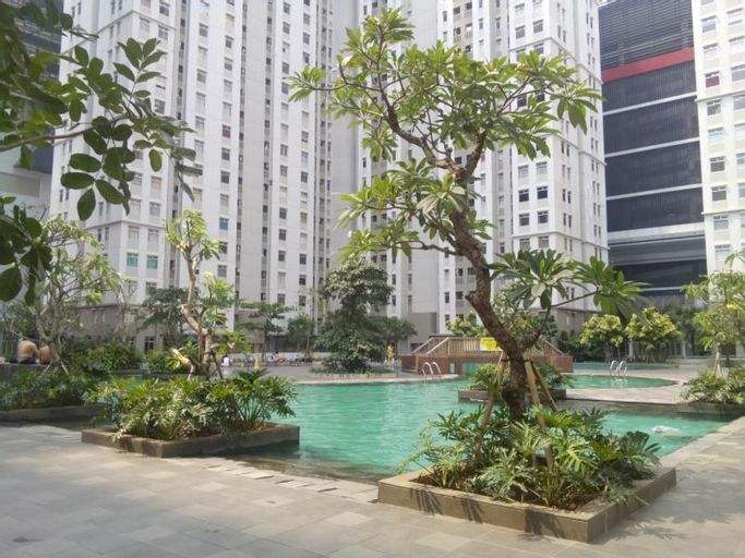 Greenbay Pluit Apartment, North Jakarta