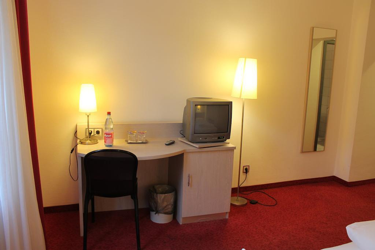 Hotel Topas, Frankfurt am Main