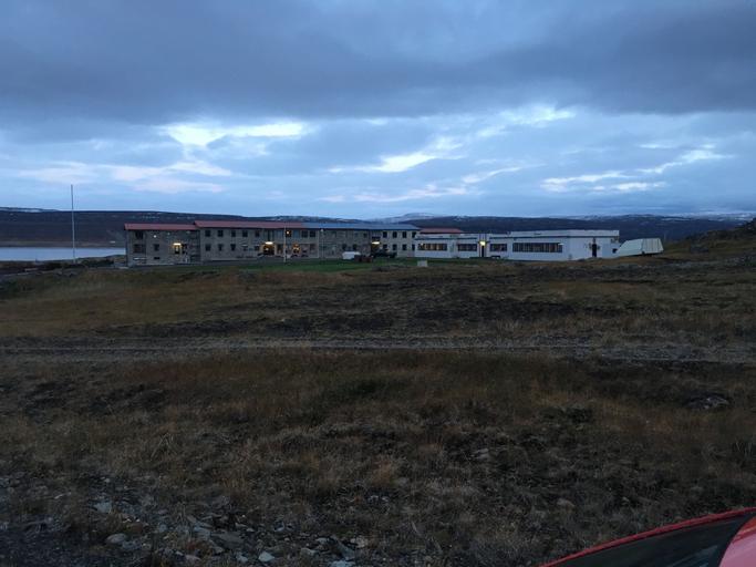 Hotel Reykjanes, Súðavíkurhreppur