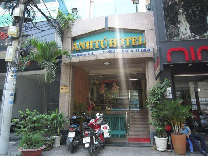 Anh Tu Hotel, Quận 3