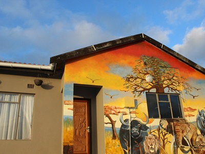 Big Five Guest House, O.R.Tambo