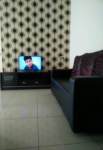 NY Cyber Apartment, Penampang