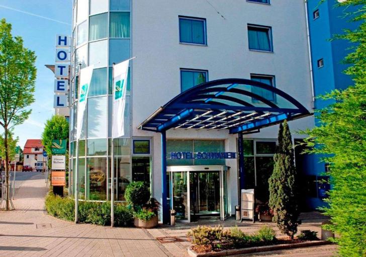 Quality Hotel Schwanen STR Apr Fair, Esslingen