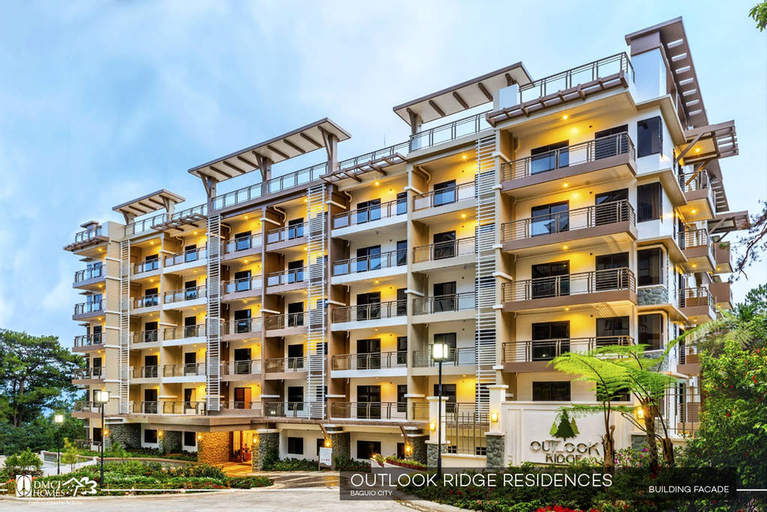 Outlook Ridge Residences S-606, Baguio City