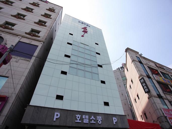 Sopoong Hotel Daejeon , Yuseong
