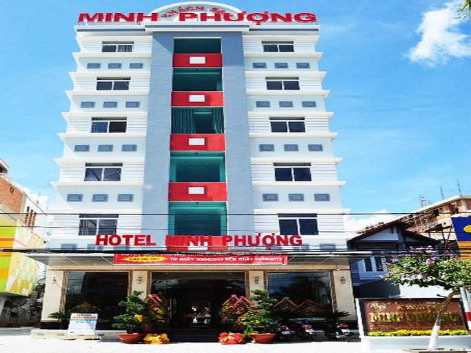 Minh Phuong Hotel, Long My