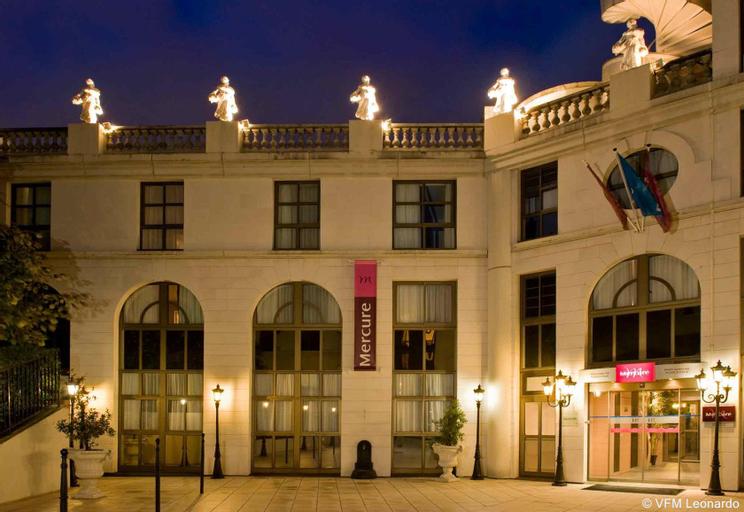 Hotel Mercure Paris Gobelins Place D'Italie, Paris