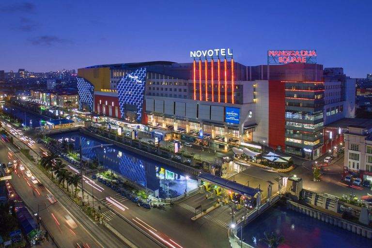 Novotel Jakarta Mangga Dua Square Hotel, Jakarta Utara